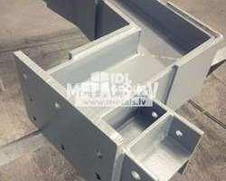 IDL Metālapstrāde Металлообработка Manufacture Of Steel Structures